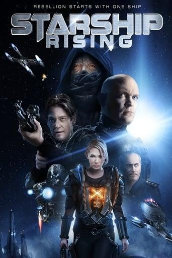 Poster of Starship Rising