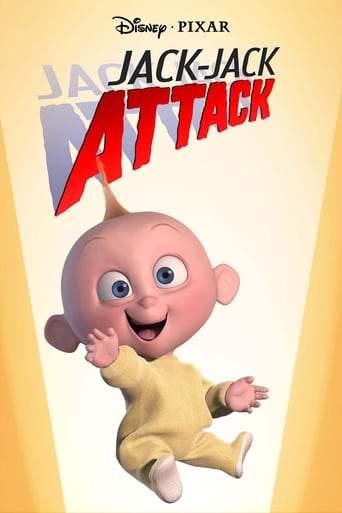 Jack-Jack ataca