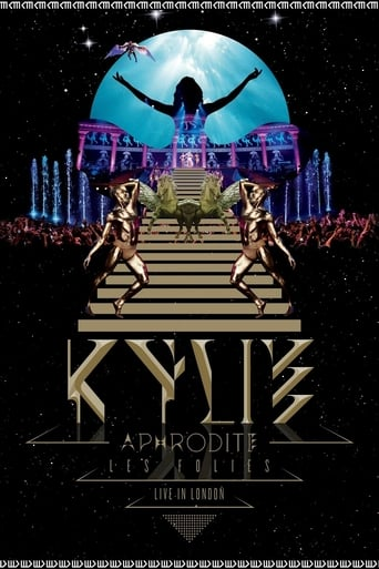 Poster of Kylie Minogue: Aphrodite Les Folies Live in London