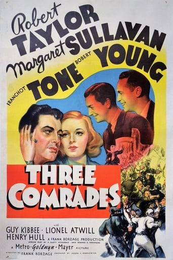 Poster of Three Comrades