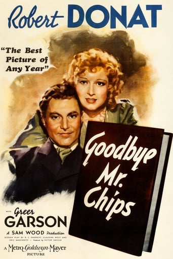 Poster of Goodbye, Mr. Chips