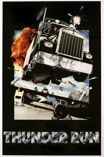 Poster of Thunder Run