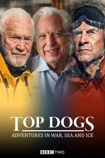 Poster of Top Dogs: Adventures in War, Sea and Ice