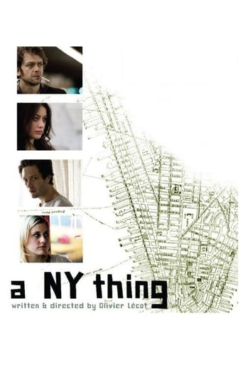 Poster of A NY Thing