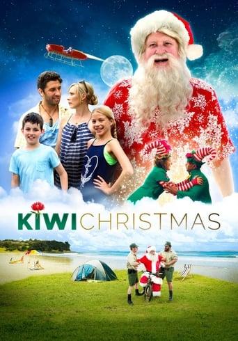 Kiwi Christmas Poster