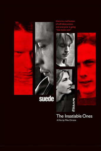Suede: The Insatiable Ones Movie Poster