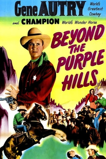 Poster of Beyond the Purple Hills