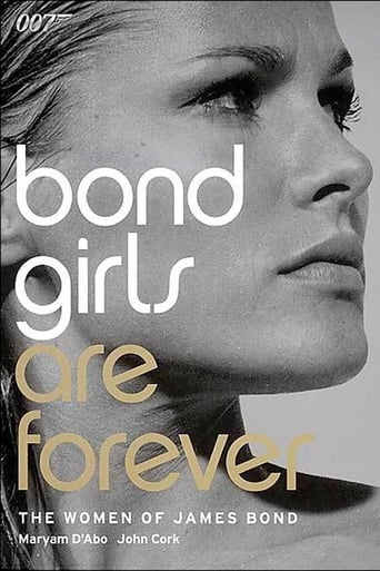 Poster of Bond Girls Are Forever