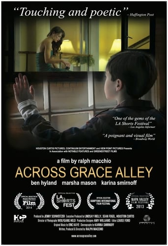 Poster of Across Grace Alley