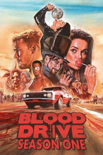 Blood Drive (2017) 1 Sezonas EN