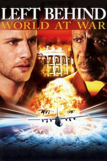 Poster of Left Behind III: World at War