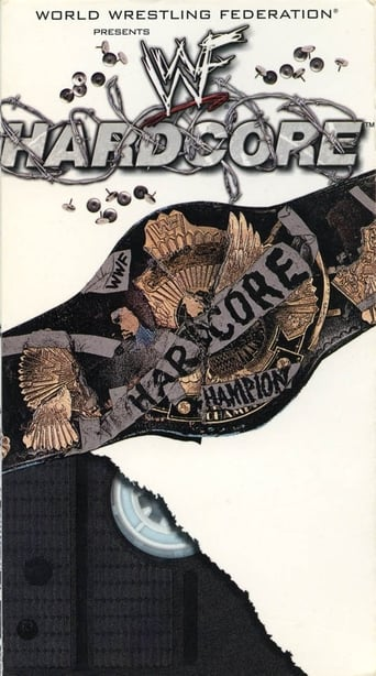 Poster of WWF: Hardcore