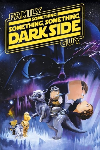 Poster of Family Guy Presents: Something, Something, Something, Dark Side