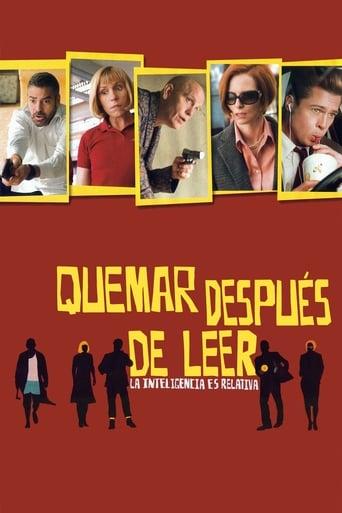 Poster of Quemar después de leer