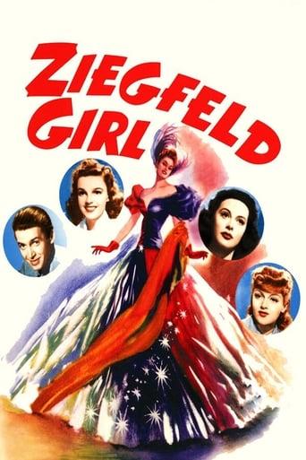 Poster of Ziegfeld Girl