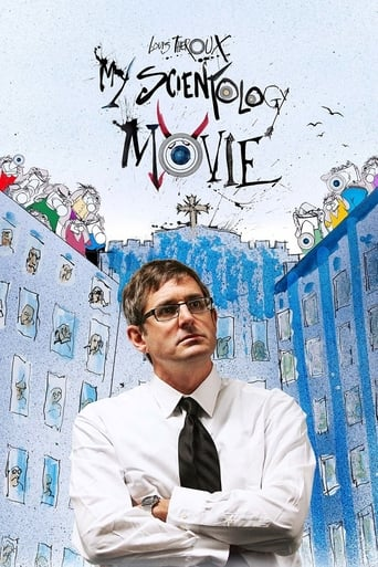 Poster of My Scientology Movie