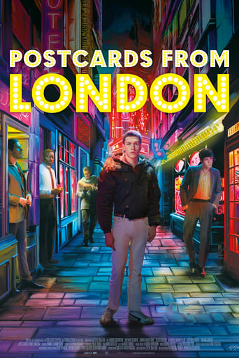 Poster of Postcards from London