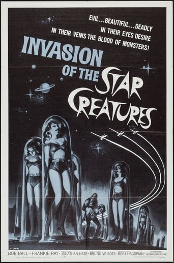 Poster of Invasion of the Star Creatures