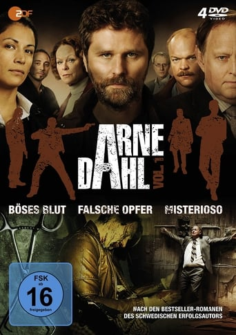 Poster of Arne Dahl: The Blinded Man