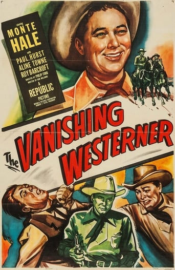 Poster of The Vanishing Westerner