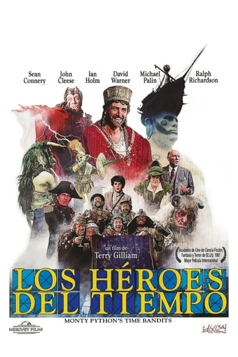 Poster of Los héroes del tiempo