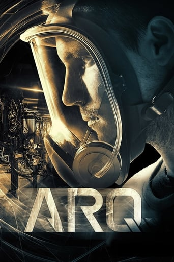 Poster of ARQ