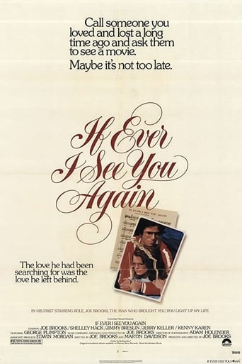 Poster of If Ever I See You Again