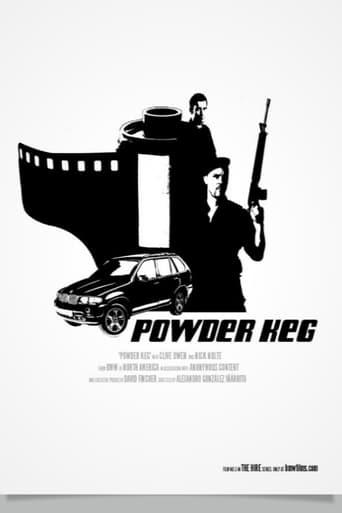 Poster of Powder Keg