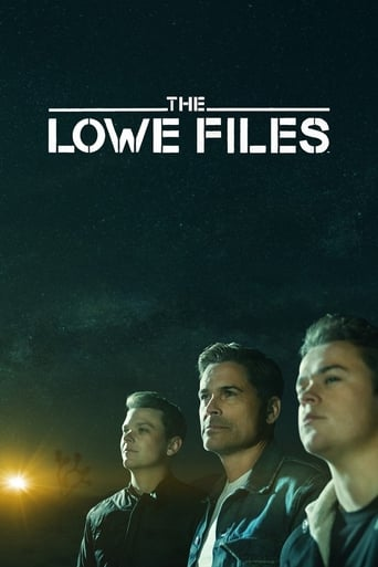 Poster of The Lowe Files
