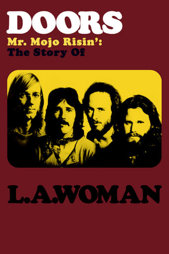 Poster of The Doors: Mr. Mojo Risin' - The Story of LA Woman