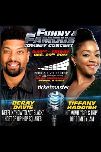 Poster of DeRay Davis' Annual Funny & Famous Comedy Jam