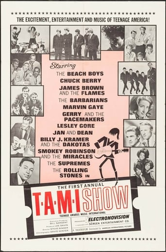 Poster of The T.A.M.I. Show