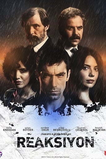 Poster of Reaksiyon