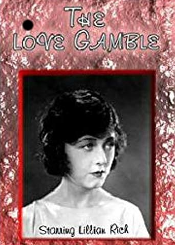 The Love Gamble Movie Poster