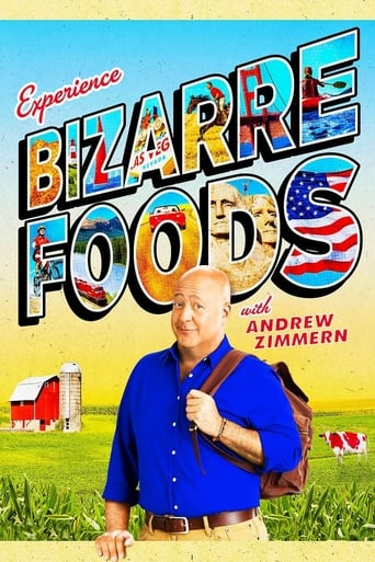 Poster Bizarre Foods with Andrew Zimmern