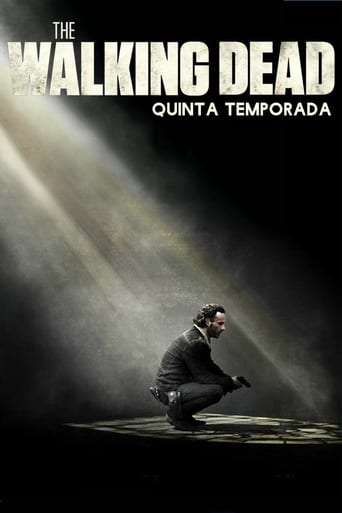 The Walking Dead 5ª Temporada - Poster