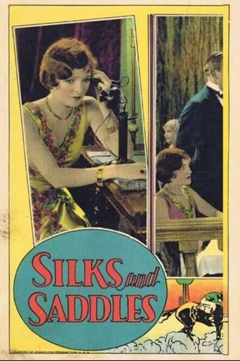 Poster of Silks and Saddles