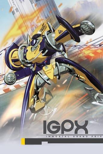 IGPX インモータル・グランプリ - Animation / 2005 / 2 Staffeln