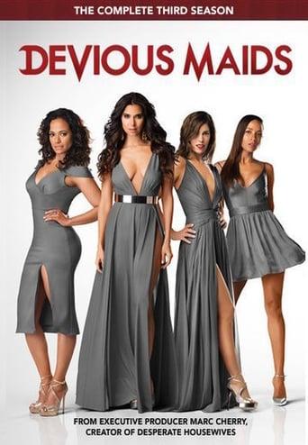Apsukrios kambarinės / Devious Maids (2015) 3 Sezonas