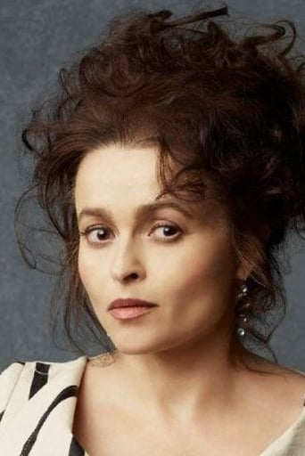 Helena Bonham Carter alias Princess Margaret