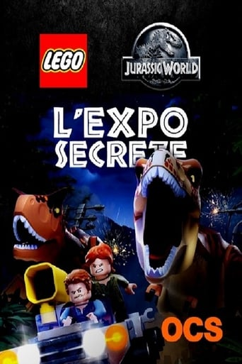 LEGO Jurassic World : L'Expo Secrète