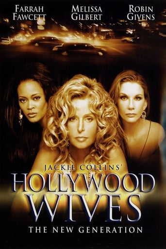 Poster of Hollywood Wives The New Generation