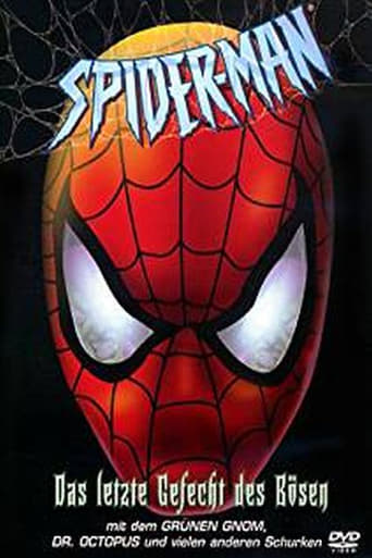 Poster of Spiderman: The Ultimate Villain Showdown