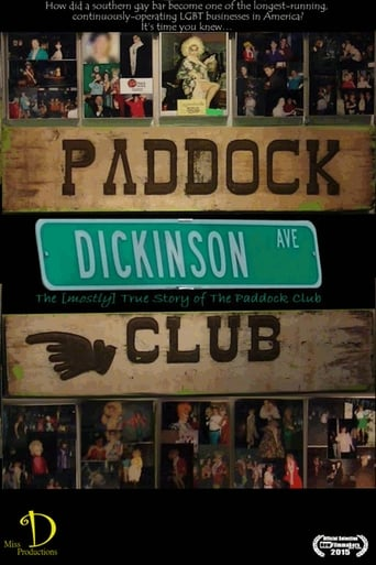 Dickinson Avenue: The (Mostly) True Story of the Paddock Club