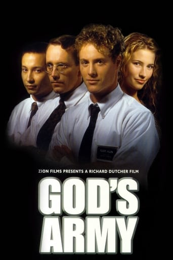 Poster of God's Army