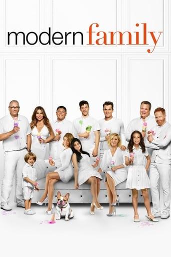 Família Moderna 10ª Temporada - Poster