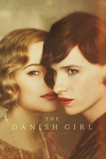 Poster of The Danish Girl