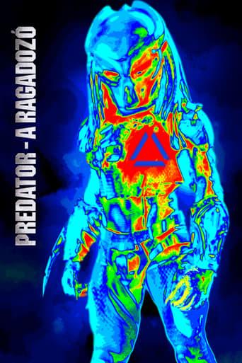 Poster of Predator - A ragadozó