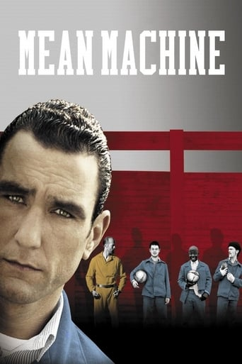 Poster of Mean Machine