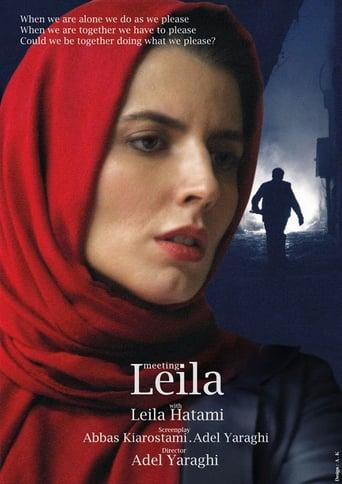 Meeting Leila Movie Poster